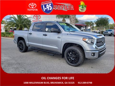 Pre-Owned 2019 Toyota Tundra SR5 RWD Crew Cab Pickup